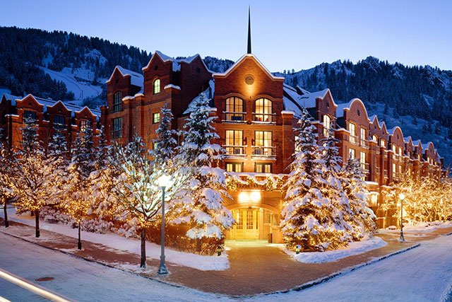 St Regis Aspen: Every A-lister is holed up in chi-chi Aspen come Christmas and ground zero is the sumptuous, show stopping St Regis. The price tag is well worth the social brags. 315 East Dean St. Aspen, Colorado 81611 USA