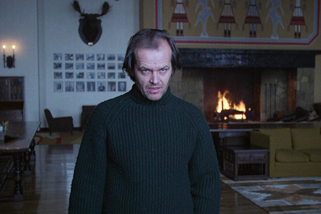 'The Shining' – Stephen King loathed the film version of his book, but Stanley Kubrick's adaptation of a frustrated writer going crazy inside a deserted hotel is Jack Nicholson at his deranged finest. And don't get us started on the freaky twins…