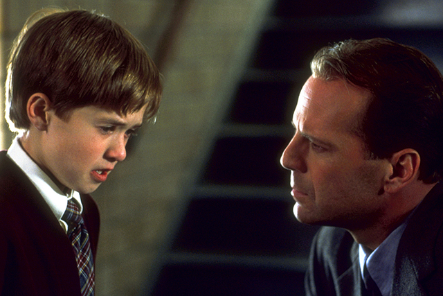 "'The Sixth Sense' – A chilling ""I see dead people"" tale with a major twist that no one (back in 1999) saw coming. Unfortunately, once you find out, it's difficult to watch again."