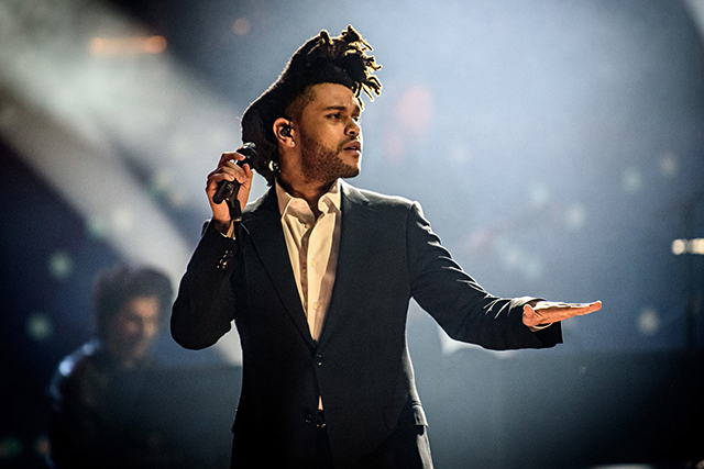 #6 The Weeknd, musician $92 million