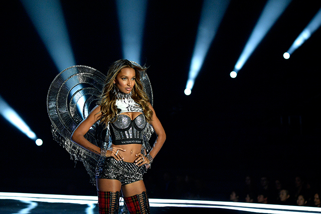Victoria's Secret Fashion Show 2017 (image: Getty)