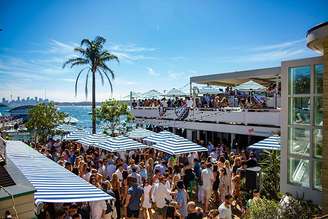 Watsons Bay Boutique Hotel NYD: Experience the A-list highs of a Hamptons-inspired New Year's Day beach part-ay without leaving our fair shores at the Watsons Bay Boutique Hotel. Tropical dress code in play providing the perfect pairing of your gear to the grounds. 1 Military Rd, Watsons Bay