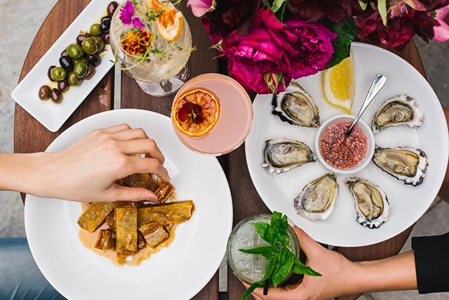 Bistro Moncur Mosman:  A slice of Paris in the pretty North Shore is the perfect place to set your Prada. Chic interiors set the scene for epic Guillaume cuisine and chats and for the slimline ladies lunching the spring vegetable salad with blood orange is the gourmet go-to.