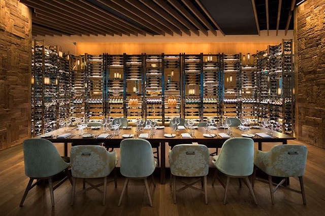 Sofitel Sydney Darling Harbour: Christmas Day at Sydney's newest five-star hotel? Yes please. Five-course lunch at the Sofitel's Atelier restaurant with all the trimmings from turkey to prawns to macarons.  12 Darling Dr, Sydney. (Image @sofiteldarlingharbour)