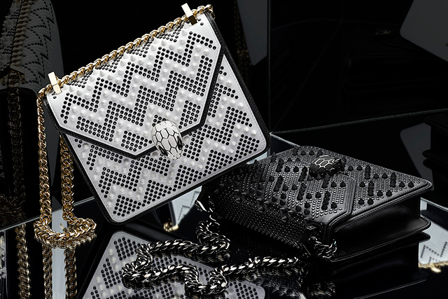 Serpenti Collection by Nicholas Kirkwood