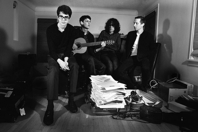 Car Seat Headrest – Teens of Denial: Will Toledo's slacker anthems are unusually refreshing. He tackles everything from bad drug trips to feeling lame and self-conscious – basically all the stuff your champagne-swilling pop stars won't touch. Lay it over the top of some of the most propulsive indie rock you're likely to hear and old-fashioned teen angst never sounded so good.