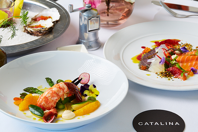 Catalina: If you want to really take Melbourne Cup to the max (fancy frock and hat included) head directly to Rose Bay waterside jewel, Catalina. $160 gets you a four-course lunch and canapés on arrival. Lyne Park, Rose Bay.