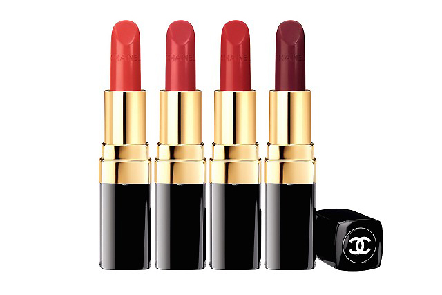 Chanel Rouge Coco lipstick, $52: No list would be complete without a little Chanel. Our pick is the Rouge Coco lippie, an update on the brand's iconic original. Each shade is named after those in Coco Chanel's inner circle.