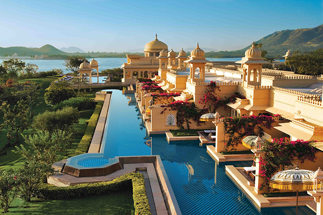 The Oberoi Udaivilās, Udaipur, India