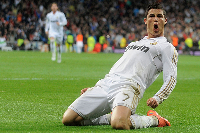 #5 Cristiano Ronaldo, athlete $93 million