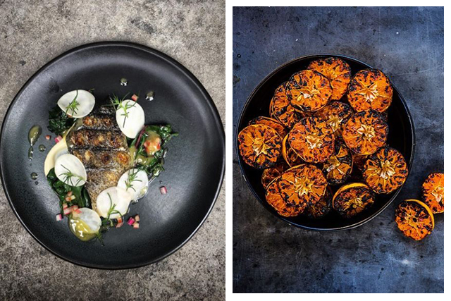 Anything at Firedoor, Surry Hills: The first restaurant in Australia to be fuelled solely by wood fire – everything that comes out of the fire on the ever-changing menu is a smoked-up chargrilled taste sensation. The flames are hot, hot, hot and so is the nosh. 22-23 Mary St, Surry Hills