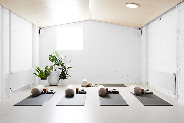 Good vibes yoga, Northcote: Artist Kirra Jamison founded this studio with a philosophy that hits the mark of why we do upward facing dogs: good vibes and awesome yoga. Laid-back and friendly, you'll leave class with a clear head, strong body and smile on your dial.