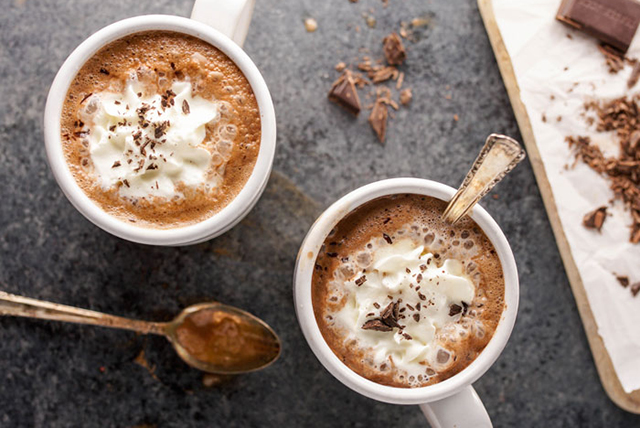 #4 Afternoon sugar cravings: The most satisfying and filling way to satisfy sweet cravings is with a skim hot chocolate because the milk fills you up. Alternatively there are some great low sugar hot chocolates like Jarrah Hot Choco'lite sachets.