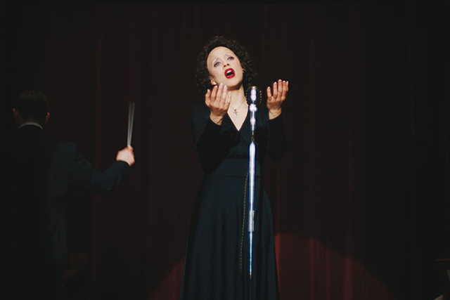 Tracking Piaf's journey from street urchin to international singing superstar, the physical transformation of 169cm Cotillard into this tiny, bird-like woman was a feat unto itself. It's little wonder Cotillard won the Best Actress Oscar for her role.