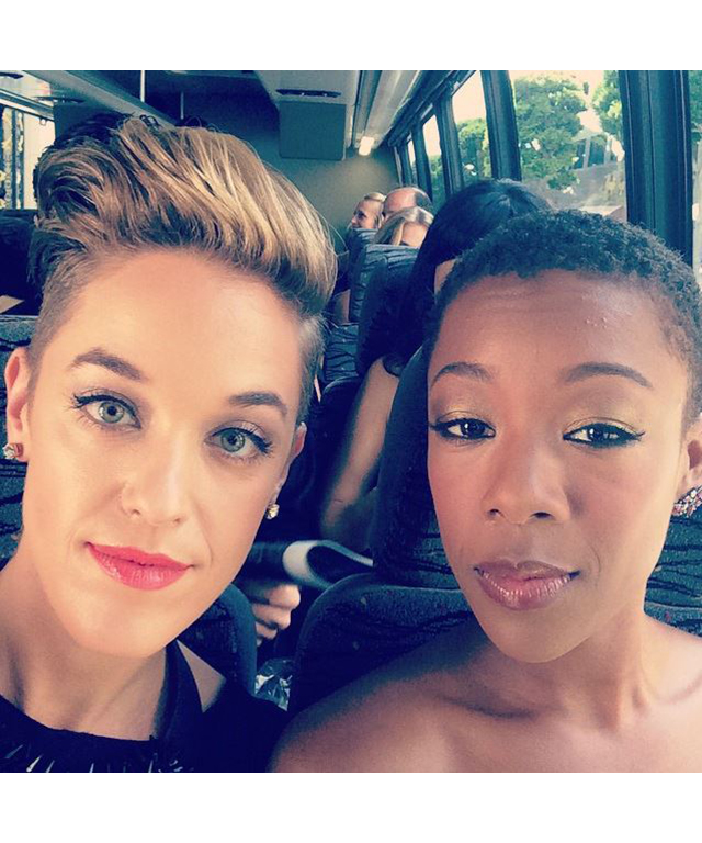 Lauren Morelli and Orange is the New Black's Samira Wiley are in a relationship.
