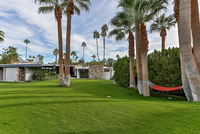 Rent Leo's house in Palm Springs.