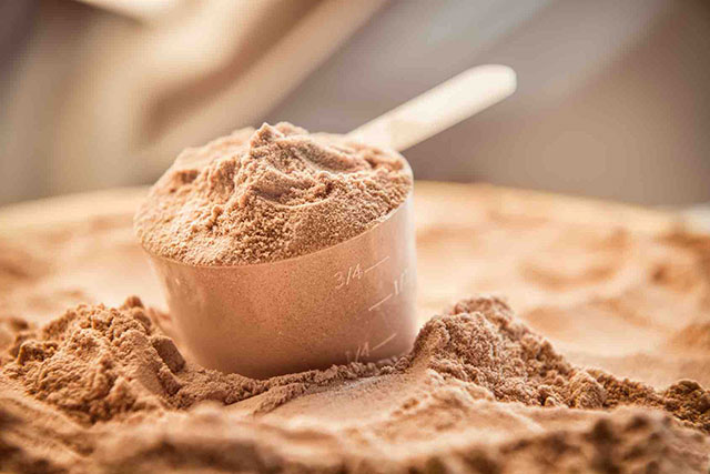 "Protein powder: When it comes to muscle gain and fat loss, protein is the king of nutrients. Protein has been proven to help weight loss by boosting metabolism and reducing hunger and appetite. Whey protein does not make women ""bulky"", instead it can help women increase fat loss, while preserving lean muscle mass. It can also help to build lean muscle and improve workout recovery when used in conjunction with a resistance-training program. Whey protein is ideal, however if you have issues with lactose intolerance then plant-based proteins are still highly effective. I highly recommend Body Science Hydroxyburn Lean5 protein for women which contains 5 premium proteins as well as prebiotics and digestive enzymes."