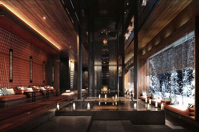 The Chedi Andermatt: When East meets Alpine the results are the gobsmacking Chedi Hotel in Adermatt, Switzerland. Think sleek zen Asian-inspired interiors, stunning Alpine vistas and a spa that'll make you never want to go home. Gotthardstrasse 4, CH-6490 Andermatt, Switzerland