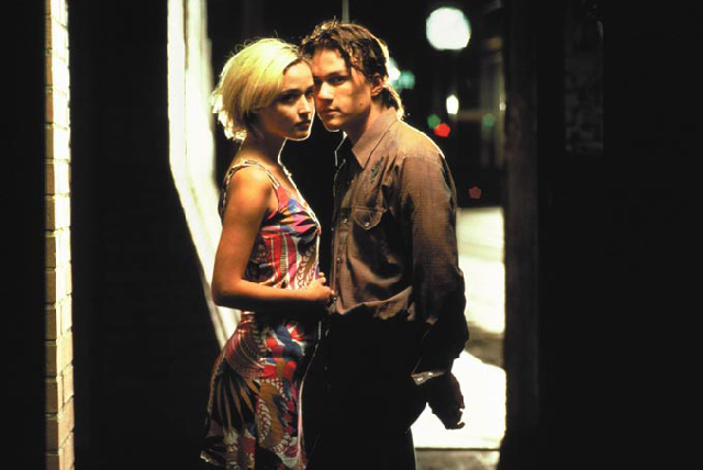 Two Hands (1999). What Heath Ledger and Rose Byrne lack in stylish 'dos they more than make up for in acting talent. This Sydney based black comedy caper put them on the road to stardom.