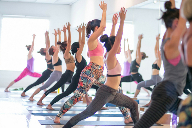 Yoga Flame, Windsor: Located on chic Chapel Street in Windsor, this sleek studio is a total all rounder offering classes ranging from hot vinyasa to beginner yoga to yin to hatha and core. A focus on mindfulness means whichever class you take you'll really feel the mind-body connection.