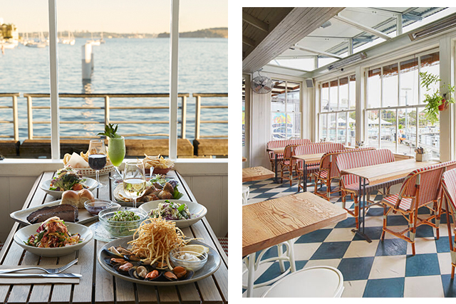 Papi Chulo: If you're planning on being north on November 7 book into this seaside stunner for a shared banquet of smokehouse meats and a glass of Chandon NV for $105. 22-23 Manly Wharf, Manly.