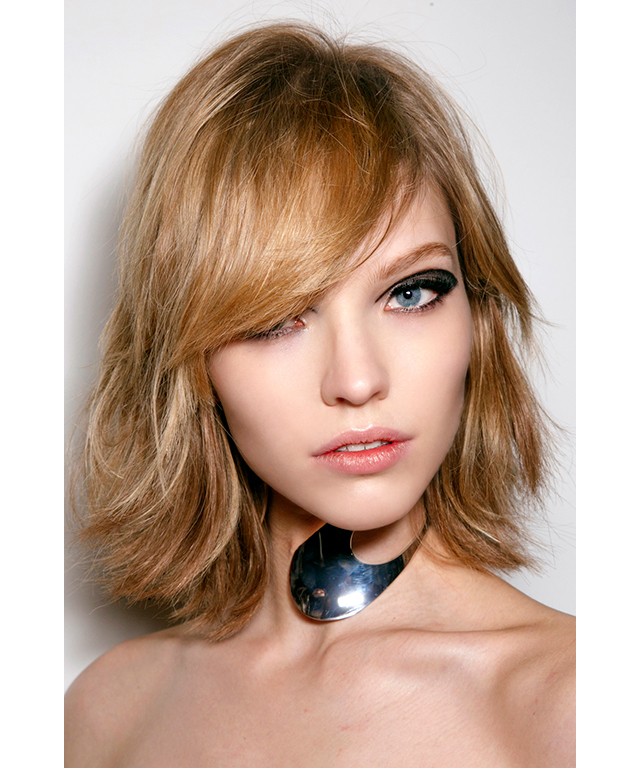 #5 Have a good chop! It's a simple as that to get your hair looking in top condition rather than straggly and splitsville