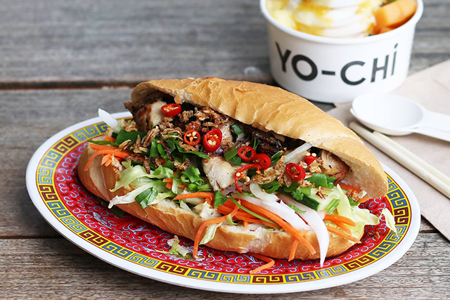 Thursday, July 7: If you're one of the northsiders of Melbourne who won't make the pilgrimage to Prahan for Hanoi Hannah's famed banh mi and pho, you'll be rejoicing this month when the Vietnamese favourite pops up at frozen yogurt joint Yo-Chi in Carlton