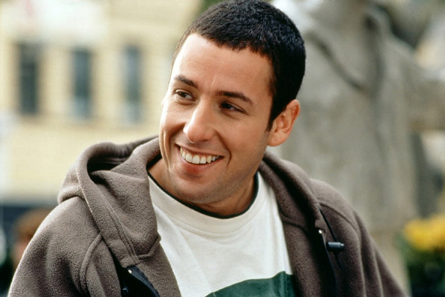 6. Adam Sandler, returns $7.60 for each $1 paid