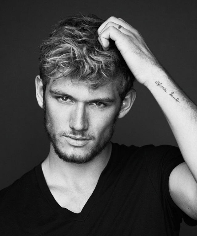 Alex Pettyfer, 26, is the UK model/actor best known for playing the Kid in 'Magic Mike'.