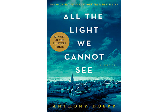 'All of the Light We Cannot See', Anthony Doerr. Through short, snappy chapters unfolds a beautifully told story of a blind French girl and a German boy whose paths collide in occupied France as they both try to survive the devastation of World War II. Awarded the Pulitzer Prize for Fiction in 2015, Doerr is a storyteller of uncommon sensitivity, producing passages which are incredibly moving, prompting you to dog ear your favourite pages so you can read them over and over.