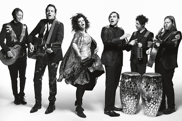 Arcade Fire. The Montreal collective have vaguely suggested that they'll drop a new album in the Northern Hemisphere spring. With new songs hitting a secret shows in New Orleans in October, we think this is one rumour that might ring true.