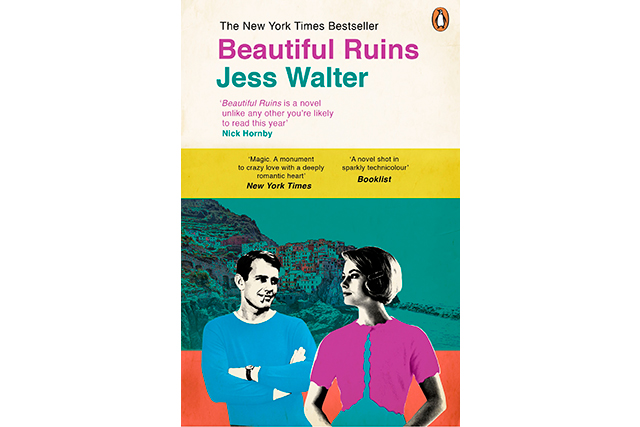 'Beautiful Ruins' by Jess Walters combines an Italian Riviera with old-Hollywood screen stars and a dash of modern day mystery.
