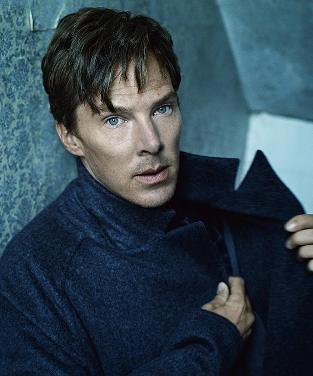 Benedict Cumberbatch, 39, is the beloved star of 'Sherlock, 'Black Mass' and 'The Imitation Game' – he even has his own online fan following: ladies who call themselves cumberbitches.