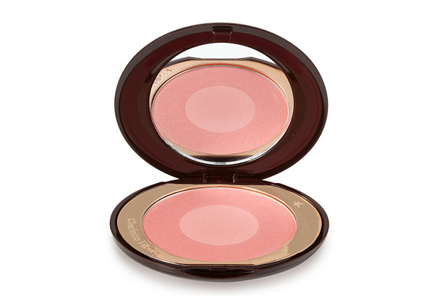 Charlotte Tilbury Cheek to Chic Swish & Pop Blusher – Love Glow, $49 net-a-porter.com.au