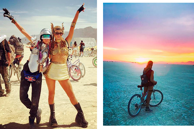 Click through to see what happened at this year's Burning Man festival
