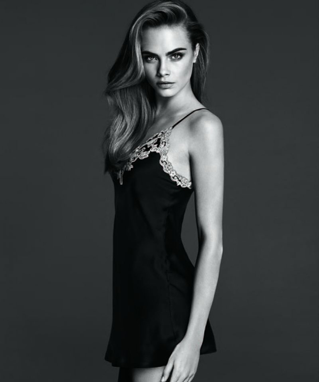 Cara Delevingne, 23, the London-born model-turned-actress broke out with 'Paper Towns' and has a slew of major films, such as 'Suicide Squad' out this year.