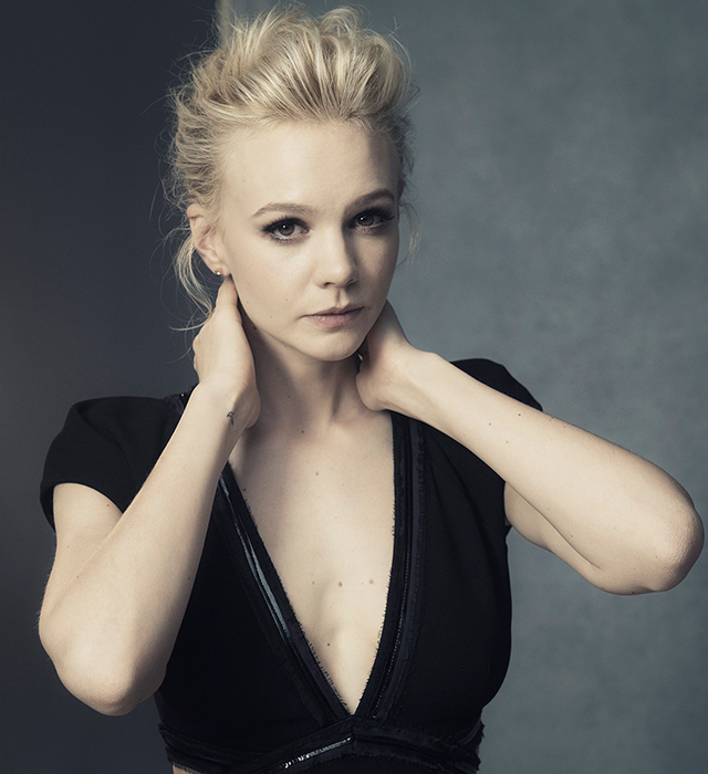 Carey Mulligan, 31, Oscar-nominated for 'An Education' the English actress works in theatre and has appeared in films like 'The Great Gatsby', 'Far From the Madding Crowd' and 'Suffragette'.
