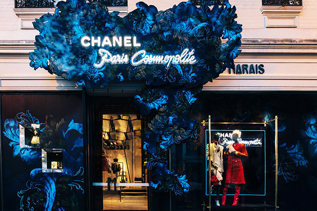 Click through for our 10 favourite pieces from the Paris Cosmopolite collection at  Chanel at Marais