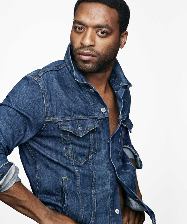 Chiwetel Ejiofor, 34, popped up as Keira Knightley's hubby in 'Love Actually' but blew us all away in the powerful '12 Years a Slave'.