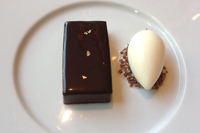 Chocolate Bar, Dinner by Heston Blumenthal, London: Heston Blumenthal is one of the best-known wearers of chef whites in the world, so naturally no list would be complete without including his unique Brit take on the chocolate bar.