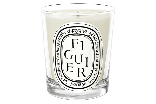 Diptyque Figuier candle, $87: French women know the secret to a home that radiates the same level of chic as their wardrobe is all in the details, and a Diptyque candle is the piece de resistance. We're loving the new Figuier (fig) for winter.