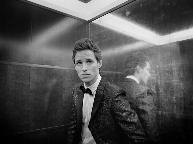 Eddie Redmayne, 34, the eternally youthful Oscar-winner who's had a meteoric Hollywood career path, starring in 'The Danish Girl', 'The Theory of Everything' and the upcoming 'Fantastic Beasts and Where to Find Them'.