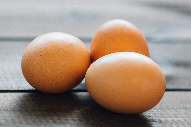 "Eggs anyway you like 'em. ""Eggs are a great choice as they contain high amounts of the amino acid cysteine – particularly important in detoxification."""
