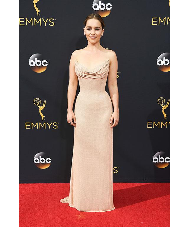 ... Emilia Clarke ...