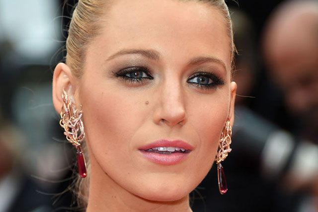 "Hooded lids: Blake Lively, Jennifer Lawrence and Emma Stone are the ideal models. It's important with hooded lids to focus on opening up your eyes, to make them appear bigger. ""Strip lashes with a mix of long and short wispy hairs to add subtle"