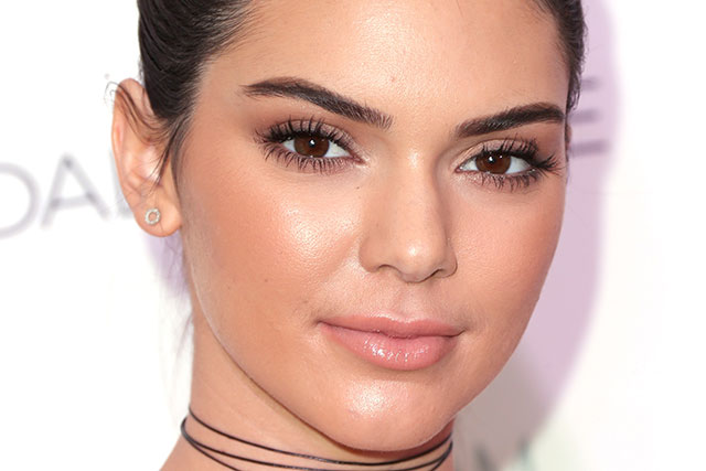 "Almond eyes: think Kendall Jenner, Kim Kardashian, and Angelina Jolie. Almond eye peeps are blessed with a shape that can suit multiple styles. Jackie explains: ""Lashes that are either denser or longer towards the middle will open up the eyes, while lashes that are longer on the ends will give eyes a winged, flattering shape."""