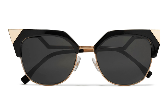 Fendi sunglasses, $521