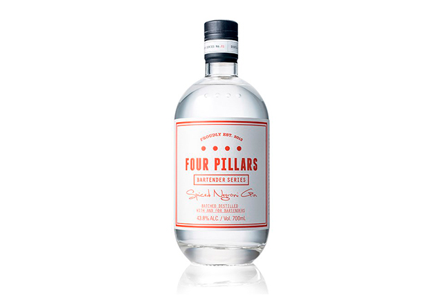 For the cocktail king. God knows only alcohol can get you through Christmas with the relos and Four Pillars Spiced Negroni Gin, $85, fourpillars.com.au, has been created with summer's perfect cocktail in mind. The pepperberry, cinnamon and blood orange notes are bang on target.