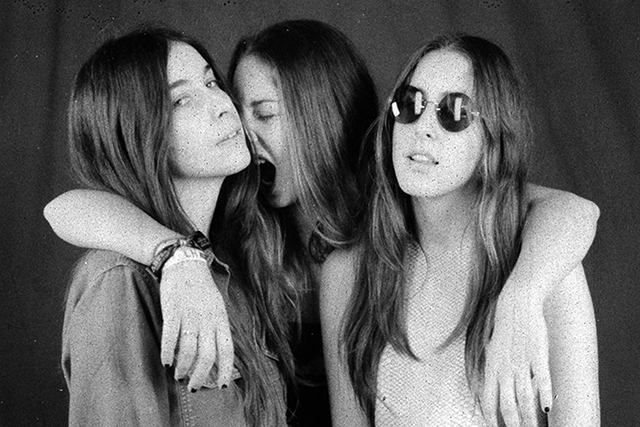 Haim. LA sisters Este, Danielle and Alana hit the retro-pop sweet spot in 2013 with their debut 'Days Are Gone' and even though they've become besties with Taylor Swift since, we're waiting to hear whether they can still deliver something fresh and feelgood.