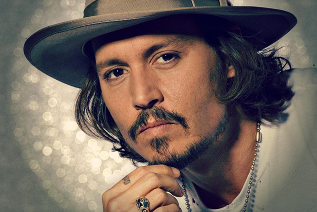 1. Johnny Depp, returns $2.80 for each $1 paid